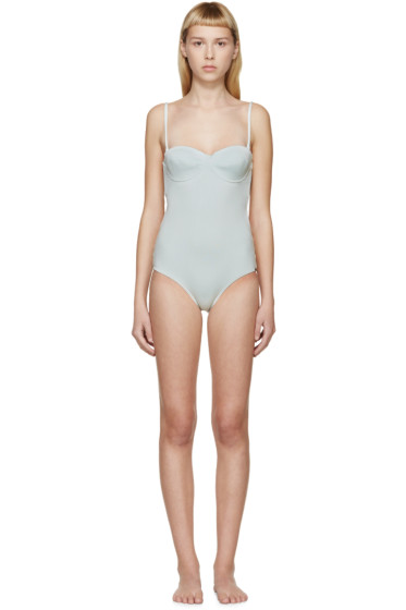 Prism - Blue St. Barts One-Piece Swimsuit