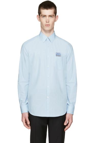 Fendi - Blue Pocket Monster Shirt