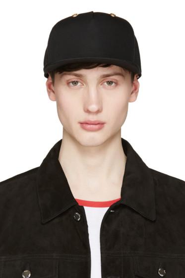Palm Angels - Black Studded Mitchell & Ness Edition Cap