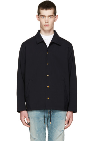 Palm Angels - Navy Coach Meets Jacket