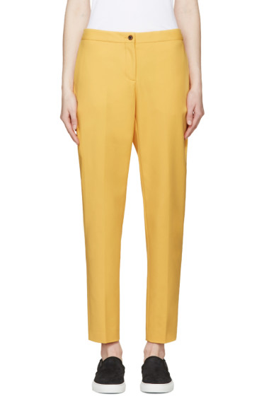 Aalto - Yellow Tailored Trousers
