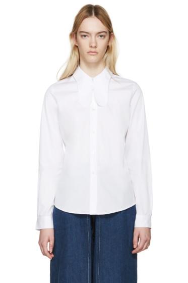 Aalto - White Pluto Shirt