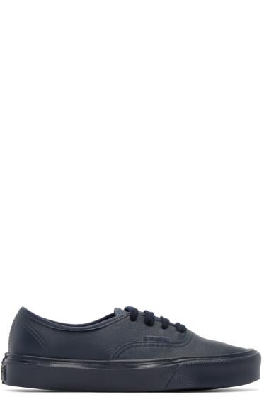Vans - Navy Authentic Lite LX Sneakers
