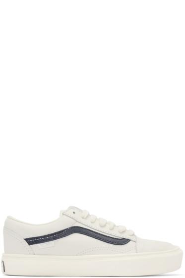 Vans - Off-White Old Skool Lite LX Sneakers