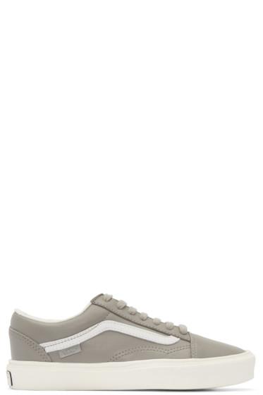 Vans - Taupe Old Skool Lite LX Sneakers
