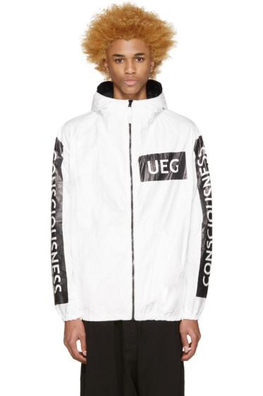 UEG - White Consciousness Jacket