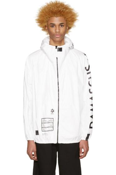 UEG - White Damascus Jacket