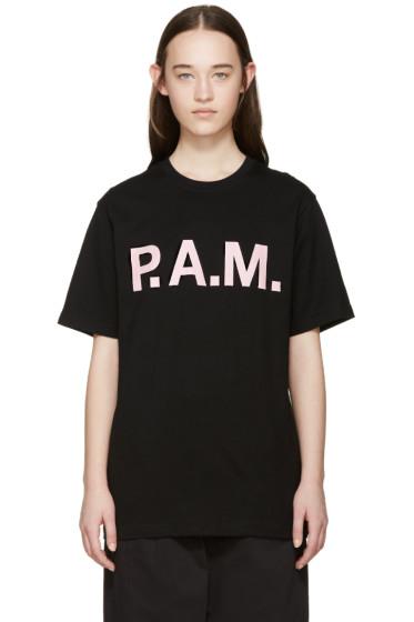 Perks and Mini - Black Logo Handmaiden T-Shirt