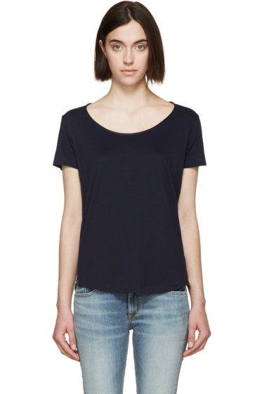 Rag & Bone - Navy Slacker T-Shirt