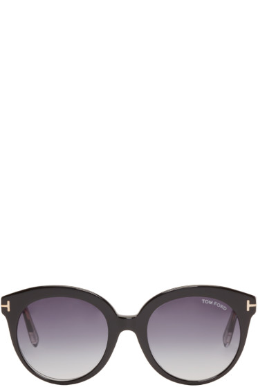 Tom Ford - Black Monica Sunglasses