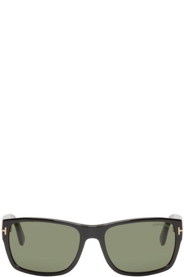 Tom Ford - Black Mason Sunglasses