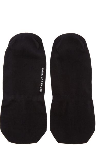 Tiger of Sweden - Black Giannutri Socks