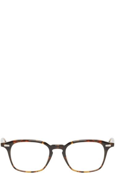 Thom Browne - Tortoiseshell Acetate TB-406 Glasses