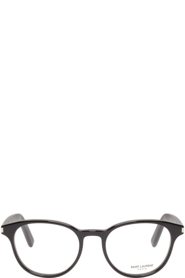 Saint Laurent - Black Classic 10 Optical Glasses