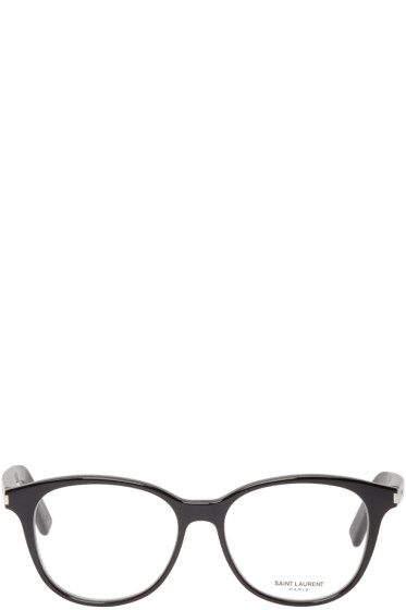 Saint Laurent - Black Classic 9 Optical Glasses