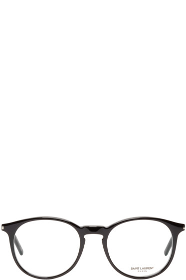 Saint Laurent - Black SL 106 Optical Glasses