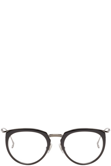 Issey Miyake Men - Black Boston Glasses