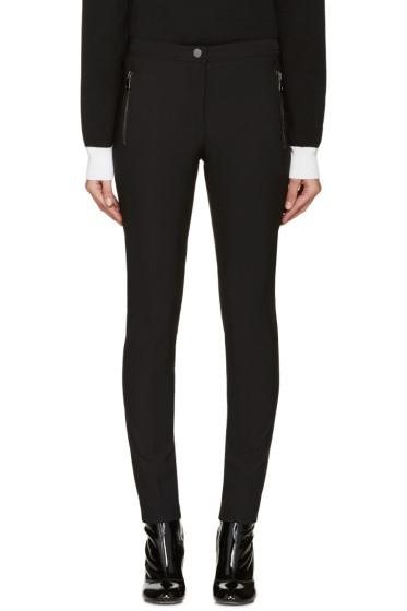 Moncler - Black Zip Pocket Trouser