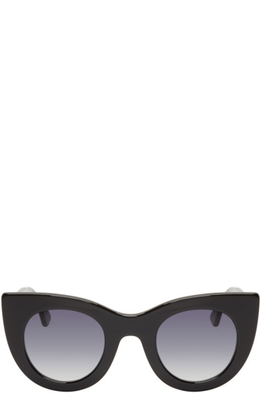 Thierry Lasry - Black Orgasmy 101 Sunglasses