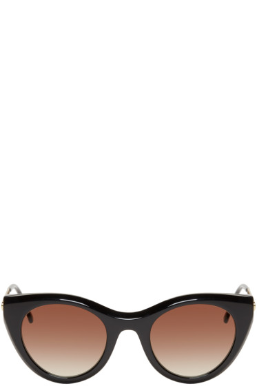 Thierry Lasry - Black Perky 101 Sunglasses