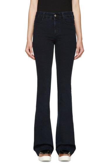 Stella McCartney - Indigo The 70s Flare Jeans
