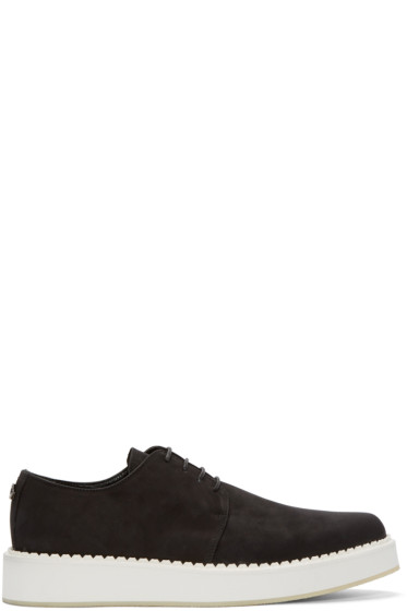 McQ Alexander Mcqueen - Black Creeper Low-Top Sneakers