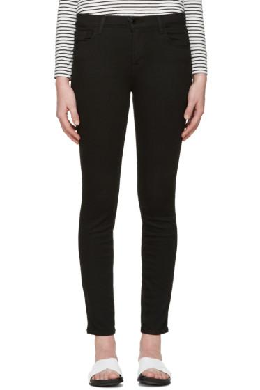 J Brand - Black Skinny 811 Photo Ready Jeans