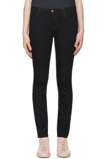J Brand - Indigo 811 Skinny Jeans