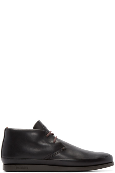 Paul Smith Jeans - Black Loomis Desert Boots