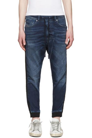 Diesel - Indigo Narrot Jogg Jeans