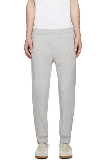 Diesel - Grey Zipper P-ZIPO Lounge Pants