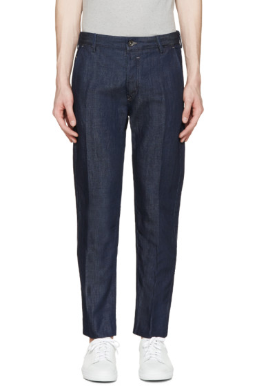 Diesel - Blue Denim Chinos