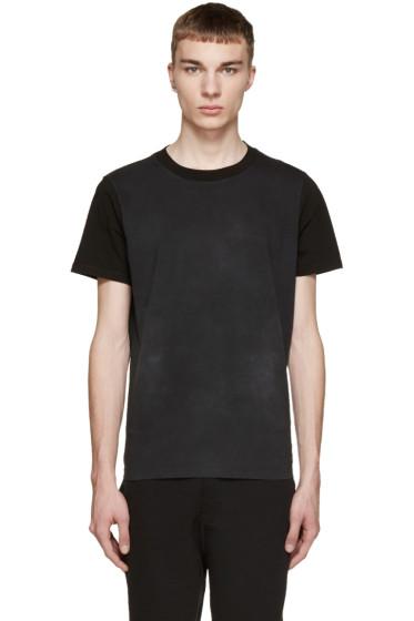 Diesel - Grey Distressed T-ORANOS T-Shirt