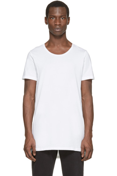 Diesel - White T-Marcuso T-Shirt
