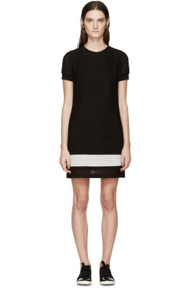 Rag & Bone - Black Knit Valerie Dress