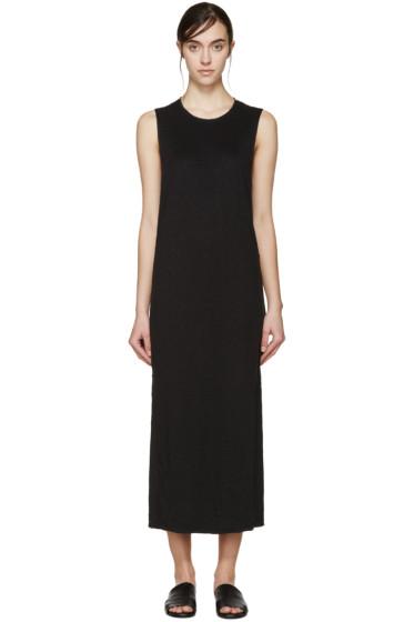 Rag & Bone - Black Linen Layered Dress