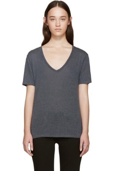 Rag & Bone - Grey Concert T-Shirt