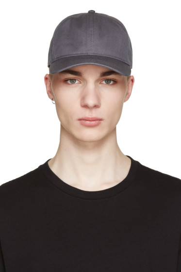 Rag & Bone - Grey Standard Issue Cap
