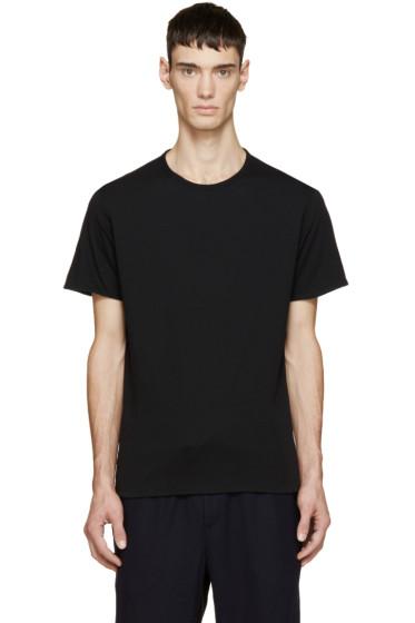 Rag & Bone - Black & Green Reversible Sport T-Shirt