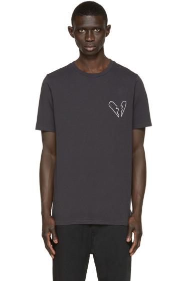 Rag & Bone - Black Heartbreaker T-Shirt