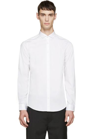 Tiger of Sweden - White Steel 1 Shirt