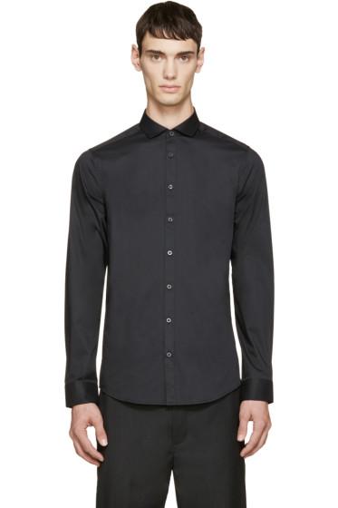 Tiger of Sweden - Black Steel 1 Shirt