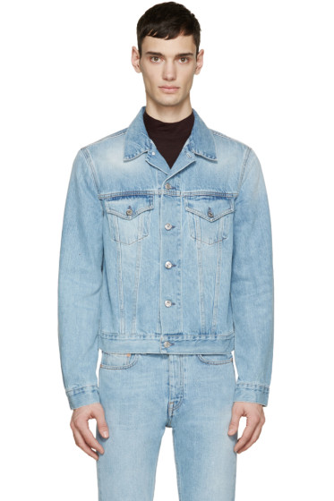 Acne Studios - Blue Denim Who Jacket