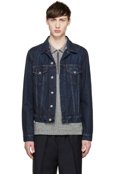 Acne Studios - Indigo Denim Who Jacket