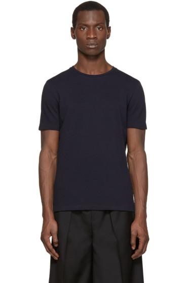 Acne Studios - Blue Eddy Piqué T-Shirt