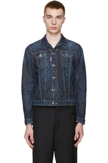 Dsquared2 - Indigo Denim Jacket