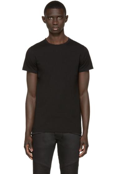 Balmain - Tricolor T-Shirt Three-Pack