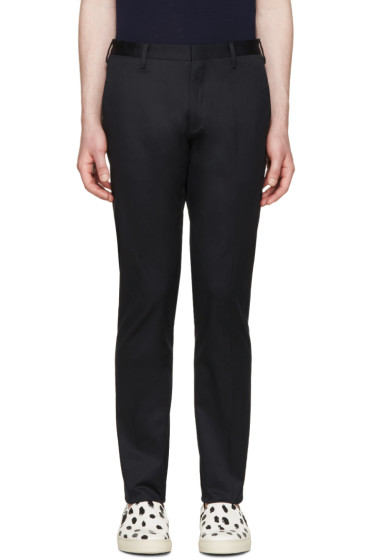 Paul Smith - Navy Classic Chino Trousers