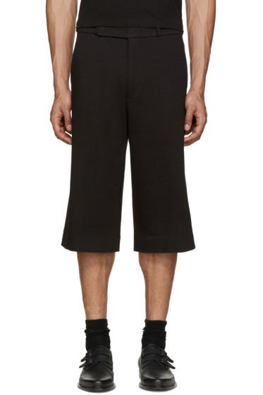 Paul Smith - Black Jersey Shorts