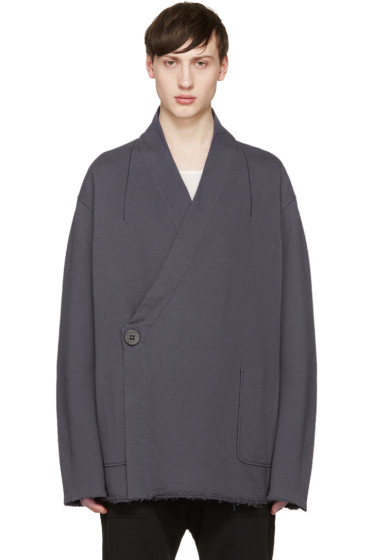 Damir Doma - Purple Crossover Jamis Jacket